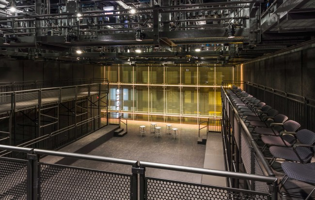 Healy Theater at DePaul University